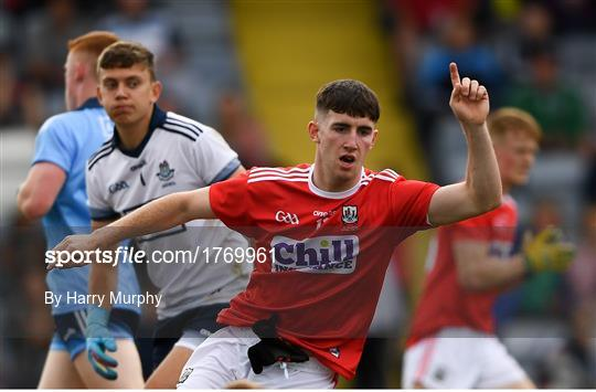 Cork v Dublin - EirGrid GAA Football All-Ireland U20 Championship Final