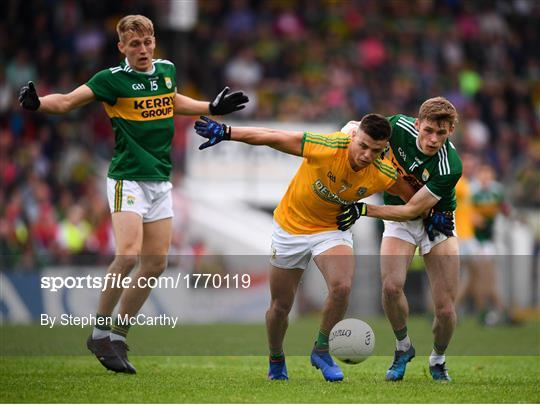 Meath v Kerry - GAA Football All-Ireland Senior Championship Quarter-Final Group 1 Phase 3
