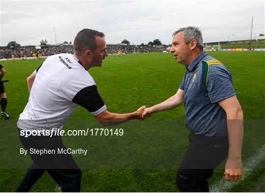 Meath v Kerry - GAA Football All-Ireland Senior Championship Quarter-Final Group 1 Phase 3