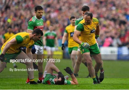 Mayo v Donegal - GAA Football All-Ireland Senior Championship Quarter-Final Group 1 Phase 3