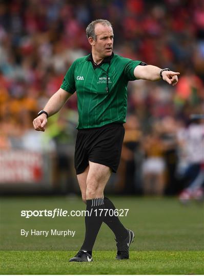 Kilkenny v Cork - Bord Gáis GAA Hurling All-Ireland U20 Championship Semi-Final