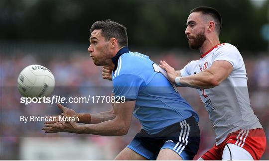 Tyrone v Dublin - GAA Football All-Ireland Senior Championship Quarter-Final Group 2 Phase 3