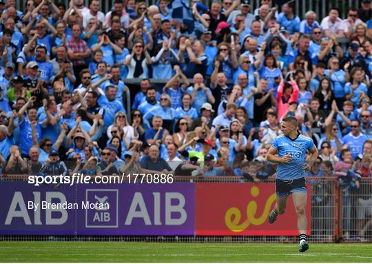 Tyrone v Dublin - GAA Football All-Ireland Senior Championship Quarter-Final Group 2 Phase 3