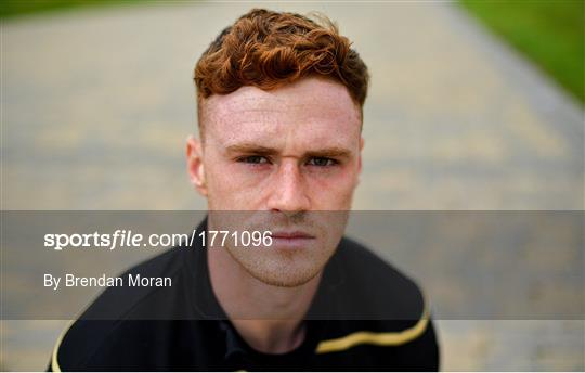 Tyrone Football Press Conference prior to the GAA Football All-Ireland Senior Championship semi-final