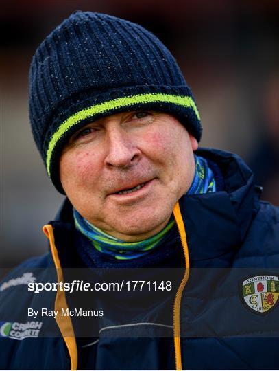Louth v Antrim - GAA Football All-Ireland Senior Championship Round 1