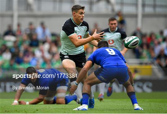 Ireland v Italy - Guinness Summer Series 2019