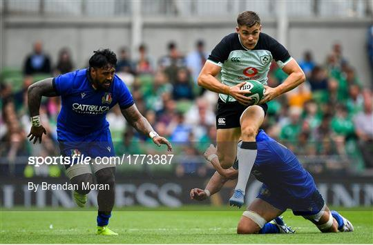 Ireland v Italy - Guinness Summer Series 2019