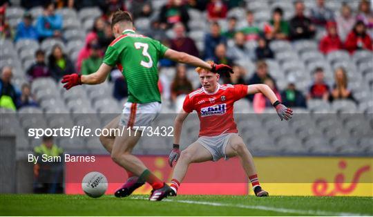 Cork v Mayo - Electric Ireland GAA Football All-Ireland Minor Championship Semi-Final