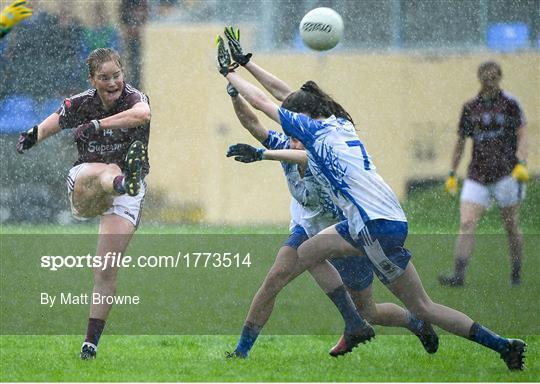 Galway v Waterford - TG4 All-Ireland Ladies Football Senior Championship Quarter-Final