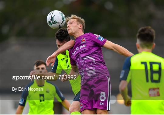 Cobh Ramblers v Dundalk - Extra.ie FAI Cup First Round