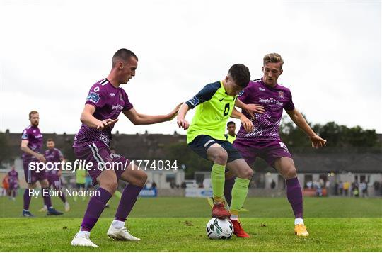 Cobh Ramblers v Dundalk - Extra.ie FAI Cup First Round