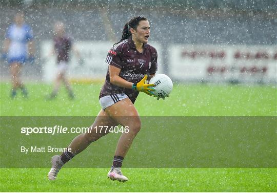 Galway v Waterford - TG4 All-Ireland Ladies Football Senior Championship Quarter-Final