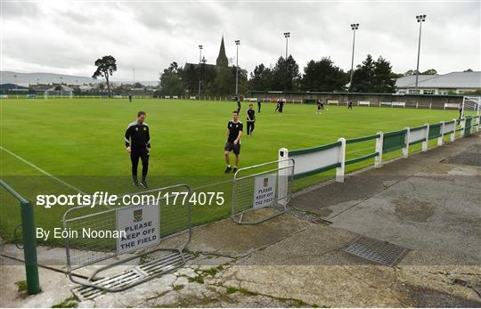 St. Michael's v Glengad United - Extra.ie FAI Cup First Round