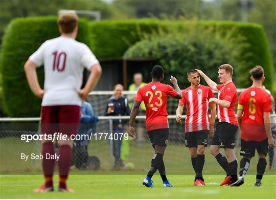 Lucan United v Killester Donnycarney - Extra.ie FAI Cup First Round