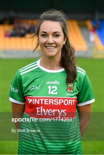 Mayo v Armagh - TG4 All-Ireland Ladies Football Senior Championship Quarter-Final