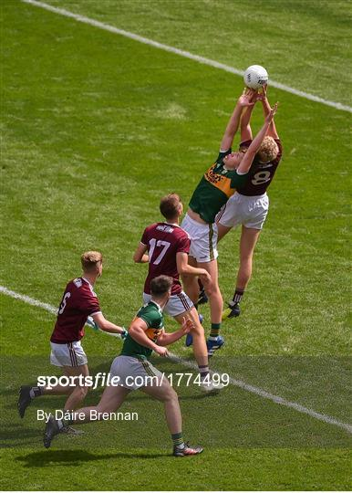 Kerry v Galway - Electric Ireland GAA Football All-Ireland Minor Championship Semi-Final