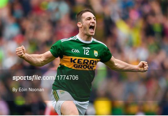 Kerry v Tyrone - GAA Football All-Ireland Senior Championship Semi-Final