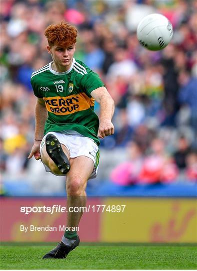 Kerry v Galway - Electric Ireland GAA Football All-Ireland Minor Championship Semi-Final