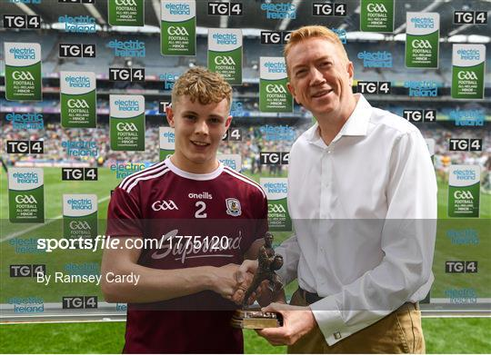 Electric Ireland Man of the Match – Kerry v Galway - GAA Football All-Ireland Minor Championship Semi-Final