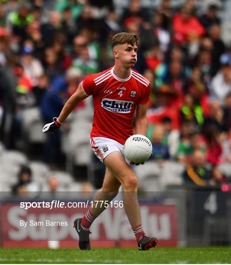 Cork v Mayo - Electric Ireland GAA Football All-Ireland Minor Championship Semi-Final