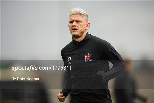 Dundalk Training Session & Press Conference