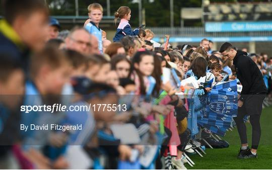 Dublin Senior Footballers Meet and Greet