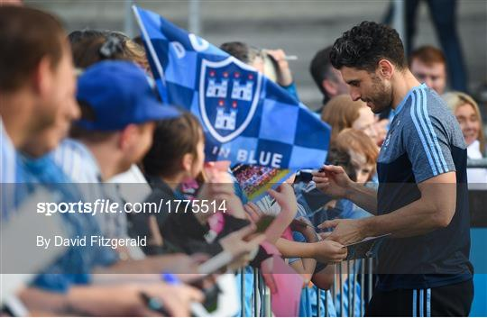 Dublin Senior Footballers Meet and Greet