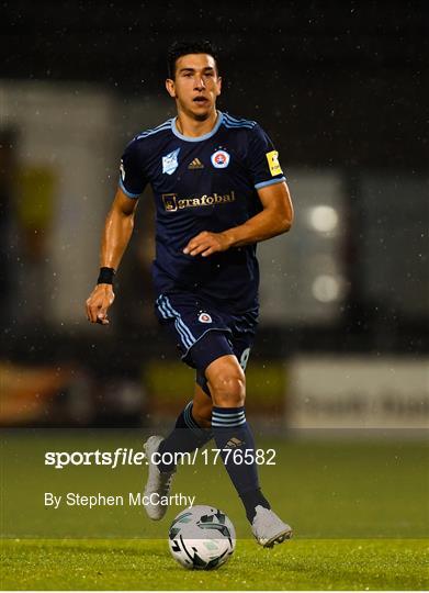 Dundalk v SK Slovan Bratislava - UEFA Europa League 3rd Qualifying Round 2nd Leg