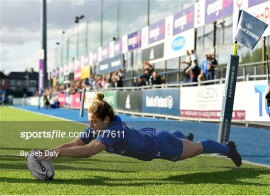 Leinster v Connacht - Women's Interprovincial Rugby Championship