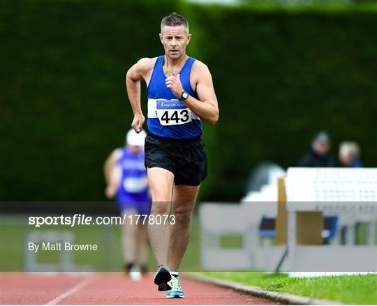 Irish Life Health National Masters Track and Field Championships