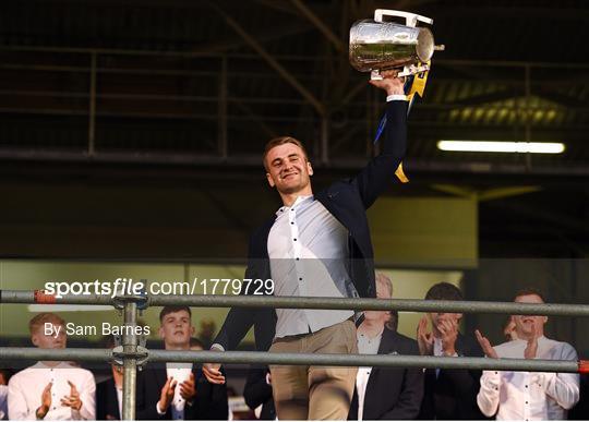 Tipperary All-Ireland hurling champions homecoming