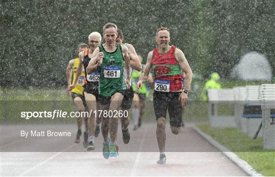 Irish Life Health National Masters Track and Field Championships