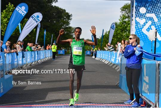 Sportsfile - KBC & Dublin Marathon Race Series – Frank Duffy