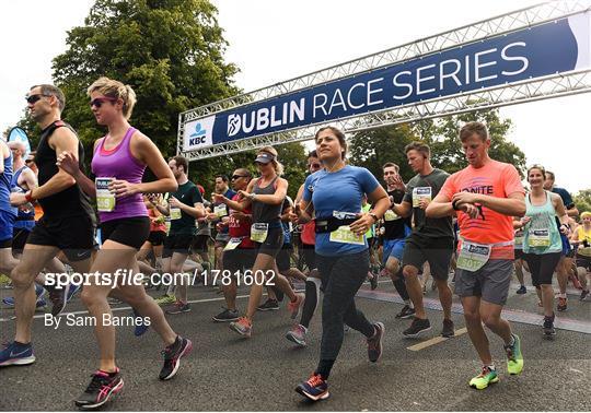 KBC & Dublin Marathon Race Series – Frank Duffy     - Sportsfile