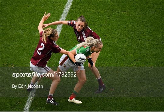 Galway v Mayo - TG4 All-Ireland Ladies Senior Football Championship Semi-Final