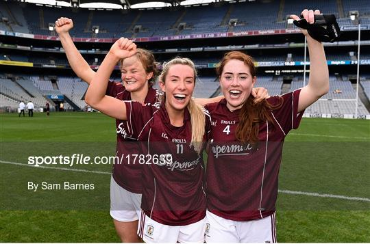 Galway v Mayo - TG4 All-Ireland Ladies Senior Football Championship Semi-Final