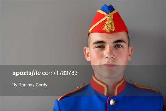 Launch of the all new Artane Band Uniform     - Sportsfile
