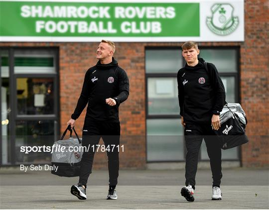 Shamrock Rovers v Bohemians - SSE Airtricity League Premier Division