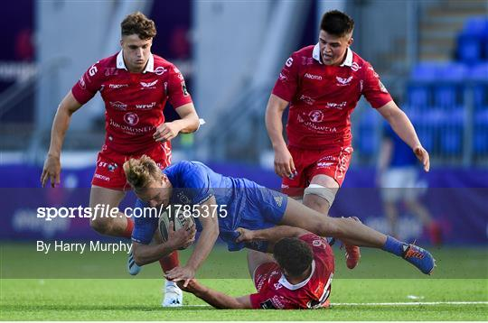 Leinster A v Scarlets A - The Celtic Cup Round 2