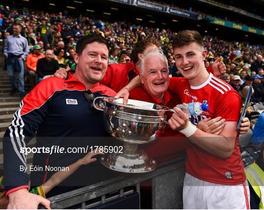 Cork v Galway - Electric Ireland GAA Football All-Ireland Minor Championship Final