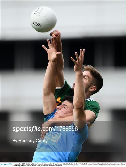 Dublin v Kerry - GAA Football All-Ireland Senior Championship Final