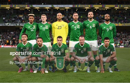Republic of Ireland v Switzerland - UEFA EURO2020 Qualifier - Group D