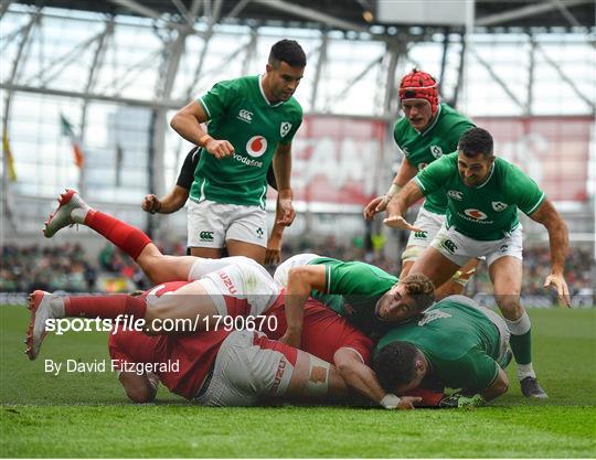Ireland v Wales - Guinness Summer Series