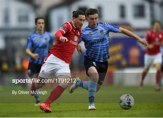 Sligo Rovers v UCD - Extra.ie FAI Cup Quarter-Final