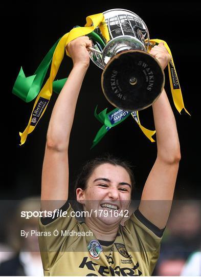 Kerry v Limerick - Liberty Insurance All-Ireland Premier Junior Camogie Championship Final