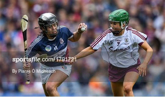 Galway v Westmeath - Liberty Insurance All-Ireland Intermediate Camogie Championship Final