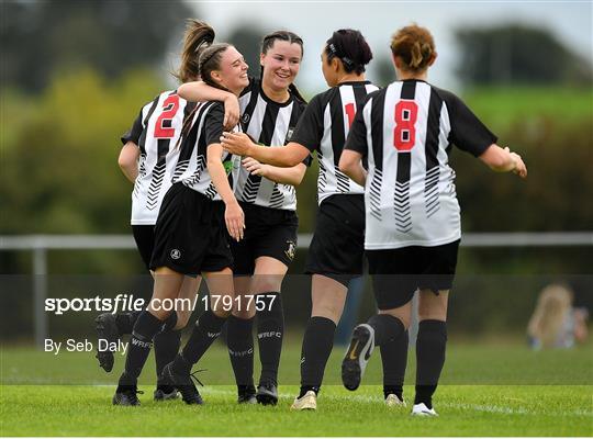 Manulla FC v Whitehall Rangers - FAI Women's Intermediate Shield Final