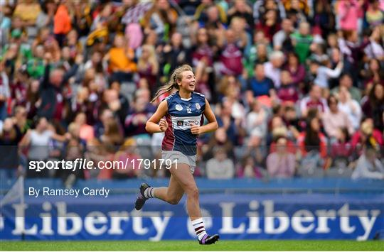Galway v Westmeath - Liberty Insurance All-Ireland Intermediate Camogie Championship Final