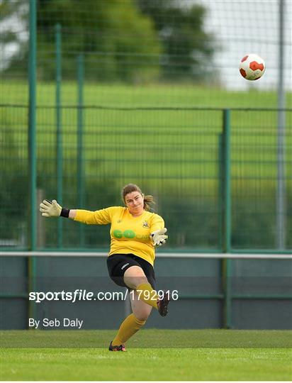 Manulla FC v Whitehall Rangers - FAI Women's Intermediate Shield Final