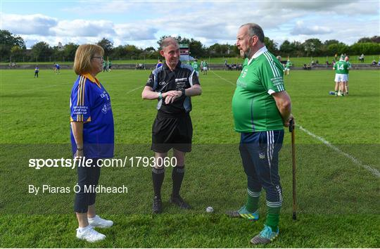 Tipperary v Limerick - Alzheimer Society Legends Hurling Game